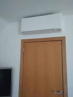 Daikin warmtepomp installeren