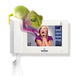 parlofoon videofoon elektriciteit / elektrieker / electrify /  aalst nieuwerkerken