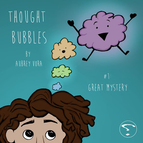 Thought Bubbles #1: Great Mystery