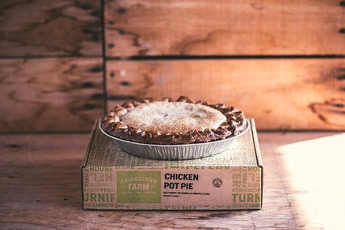 Griggstown's Famous 9' Chicken Pot Pie (Serves 4-6)