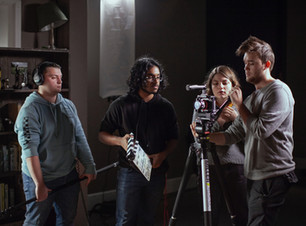 bachelor of arts screen - production stu
