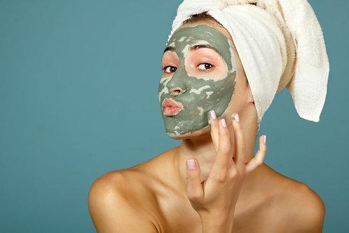 Earthy CBD Hydrating Clay Mask