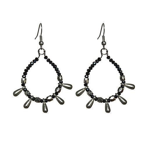Swann Earrings