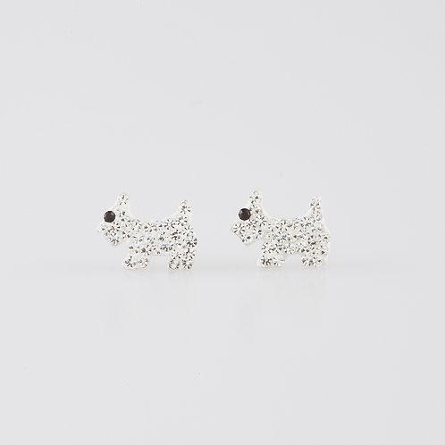 Doggy Earrings