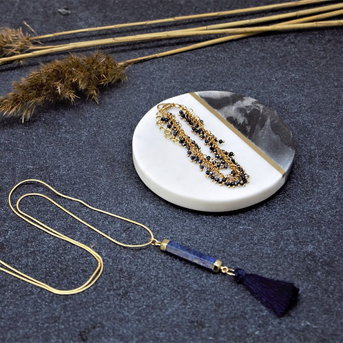 Simone Necklace & Cooper Bracelet