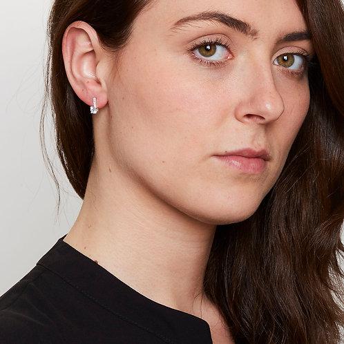 Stem Crystal Earrings