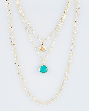 419 Elodea Necklace Gold Green.jpg