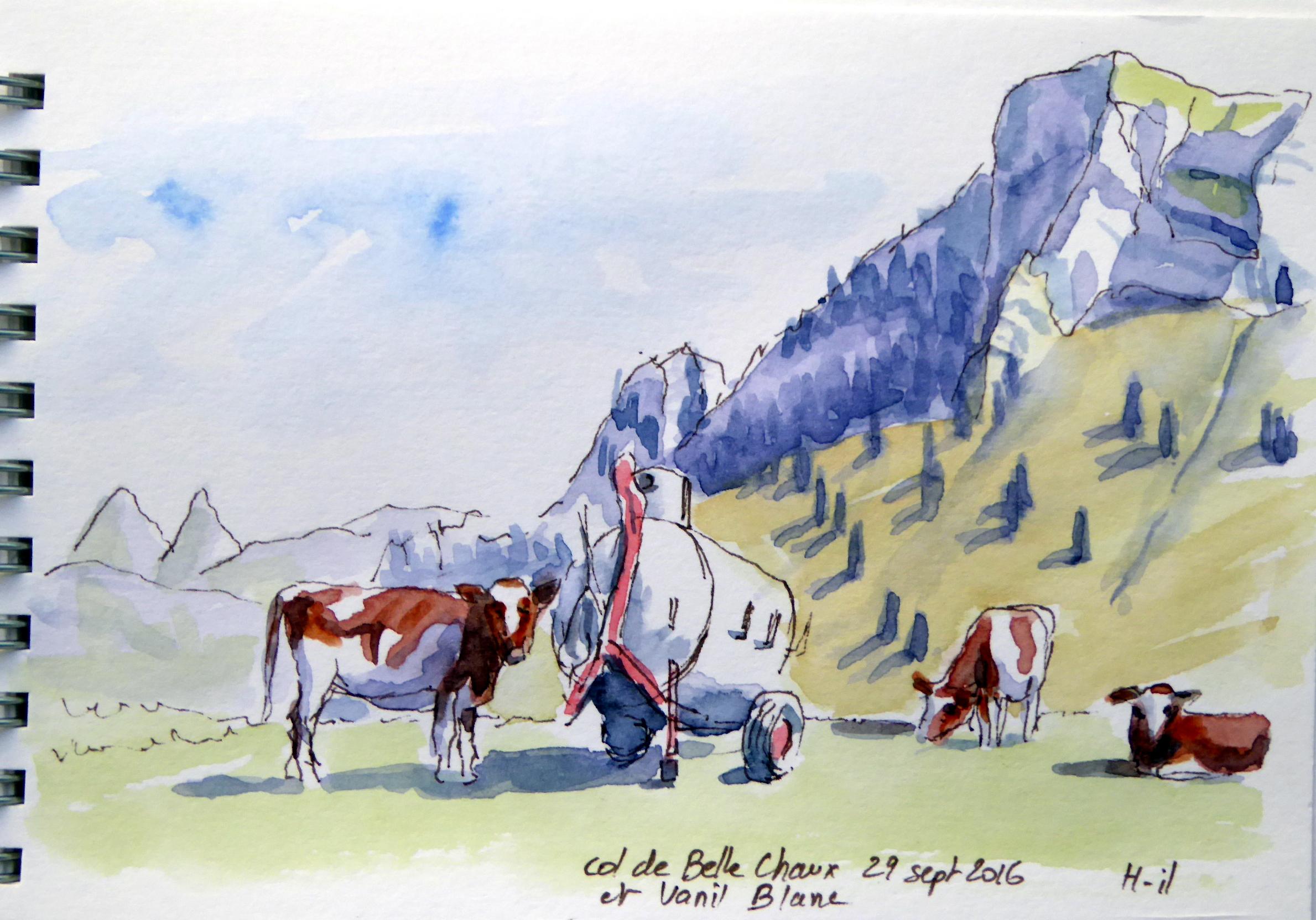 Col Belle-Chaux