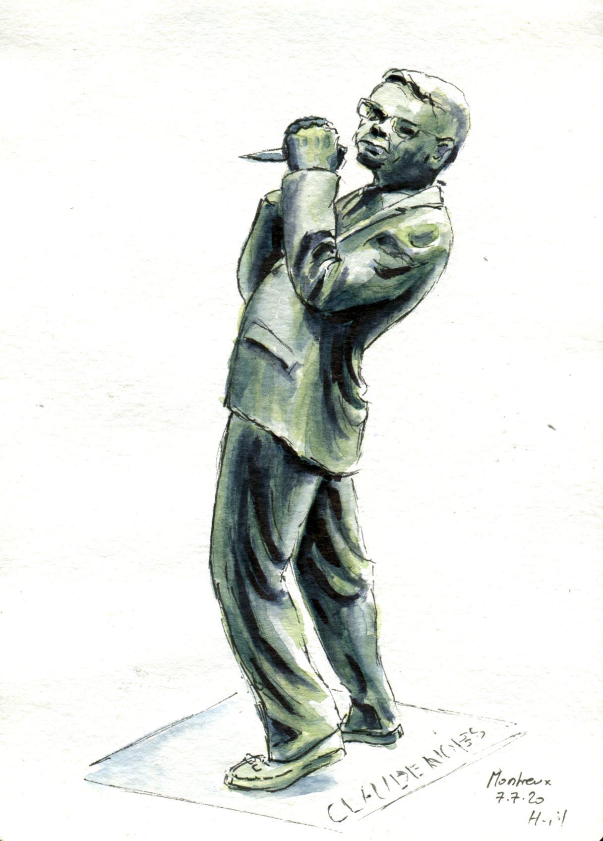 Statue Nobs059