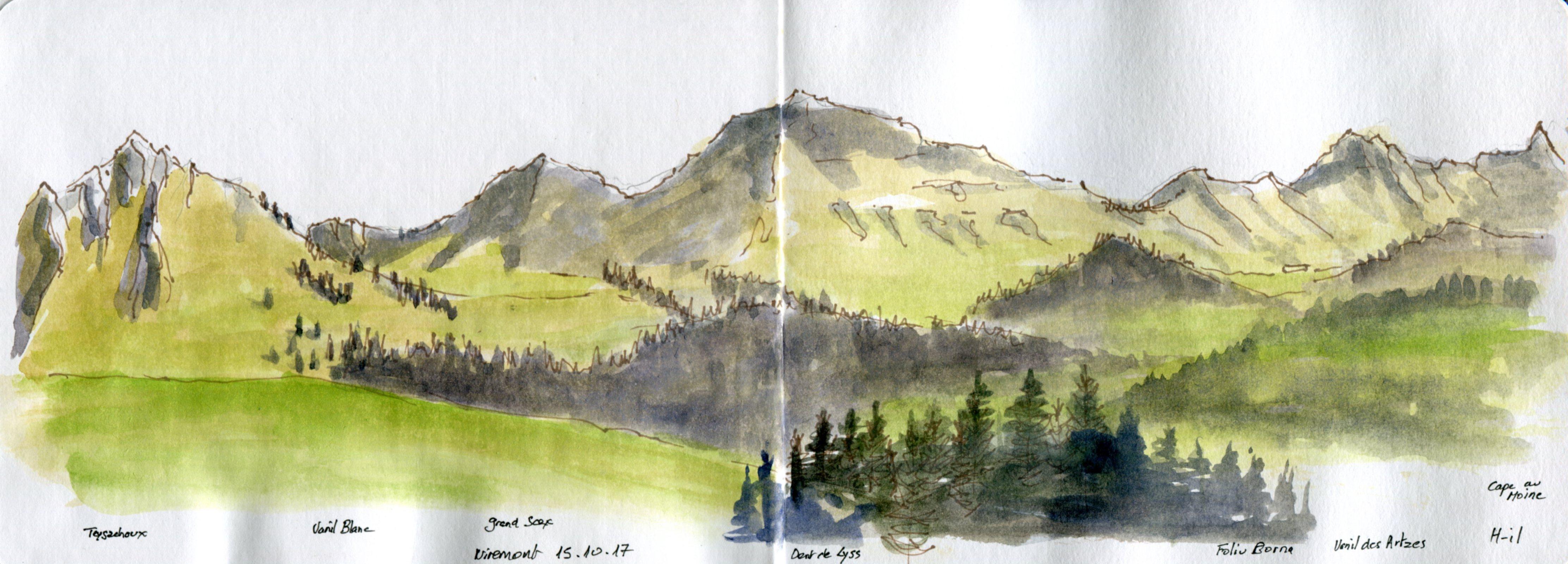 panorama Niremeont