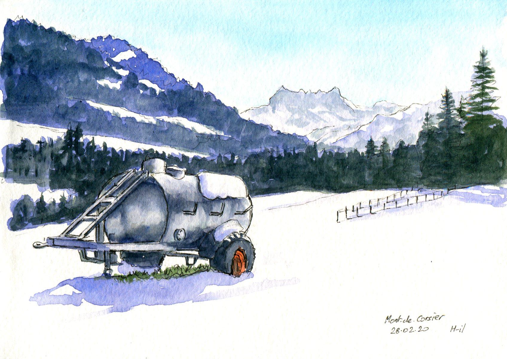 Bossette Monts de Corsier121