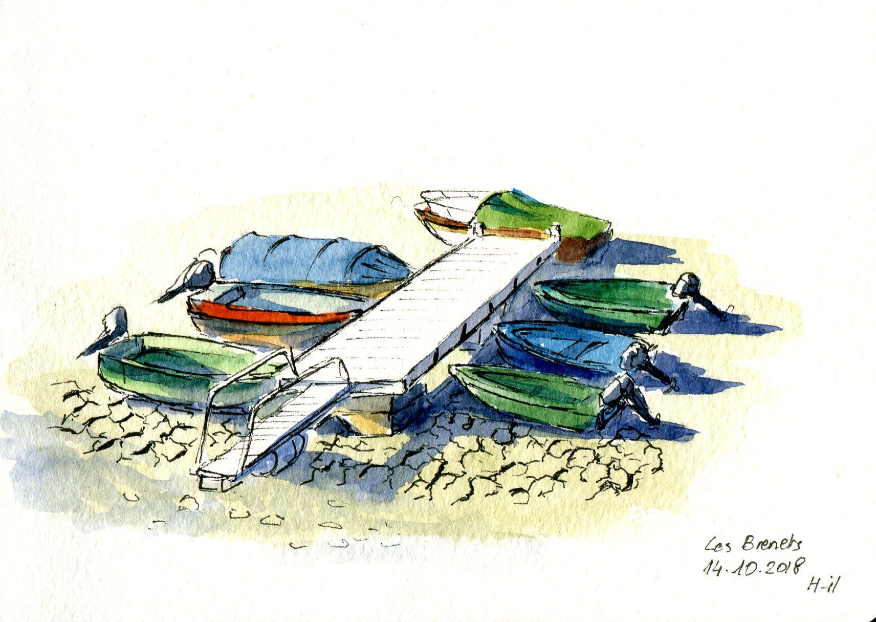 Lac des Brenets091