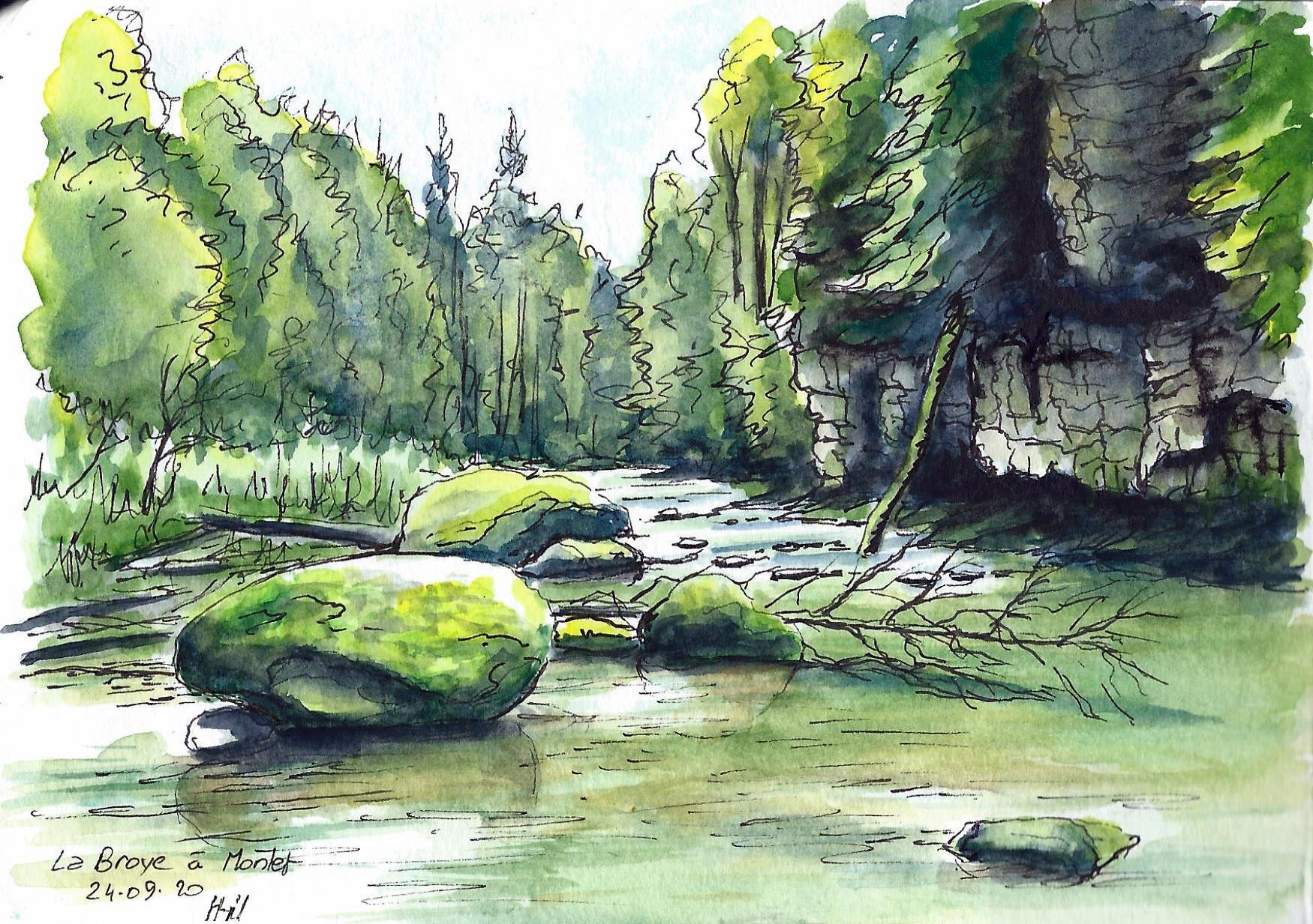 Gorges Broye