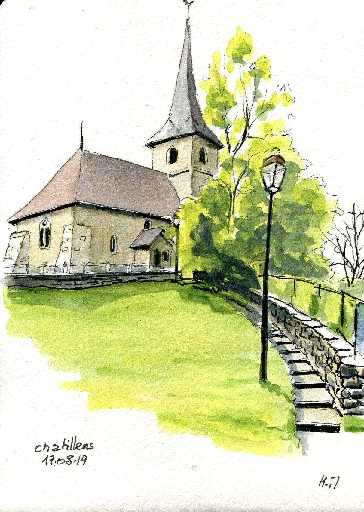 Eglise chatillens003