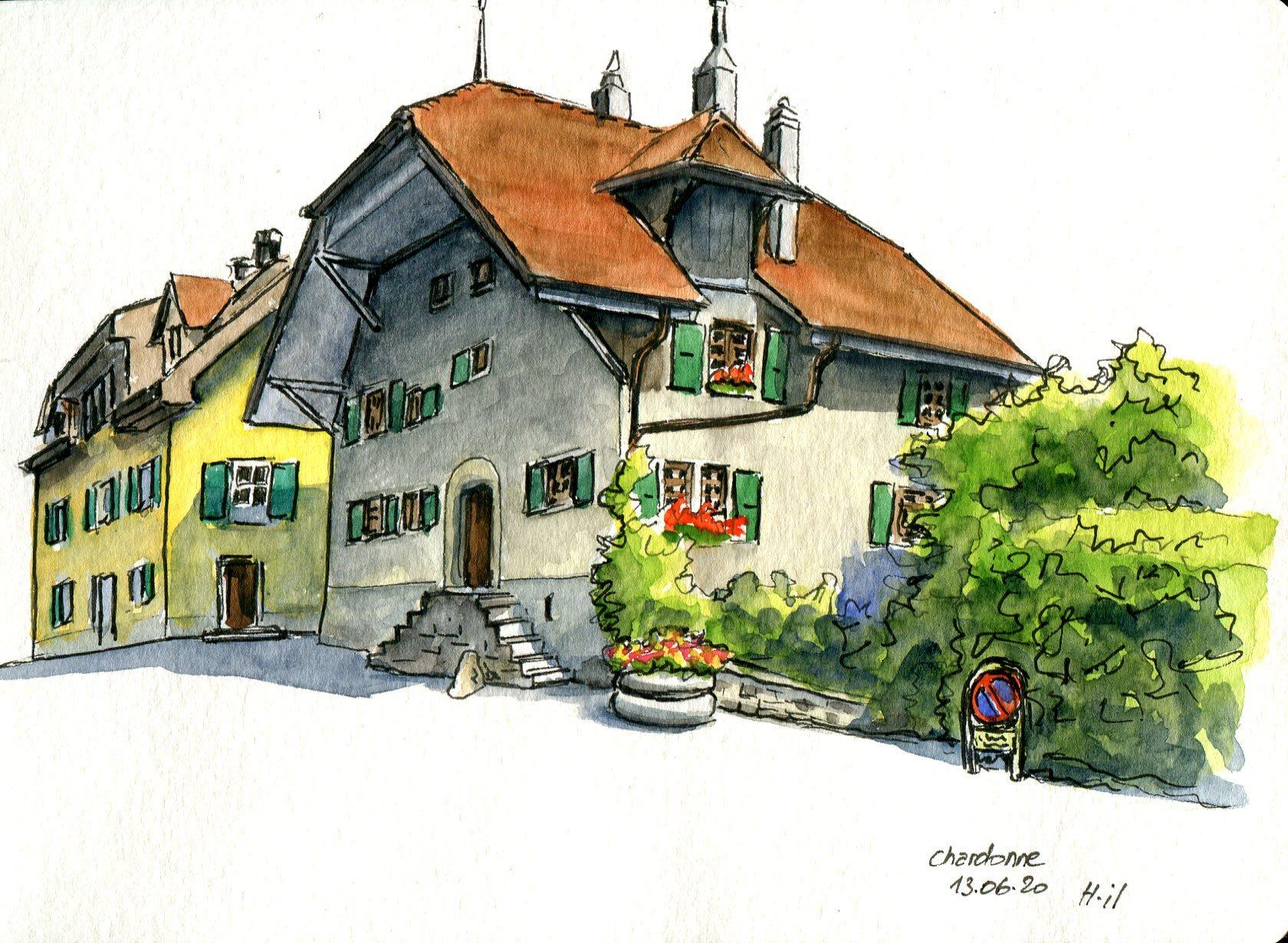 Maison Chardonne023