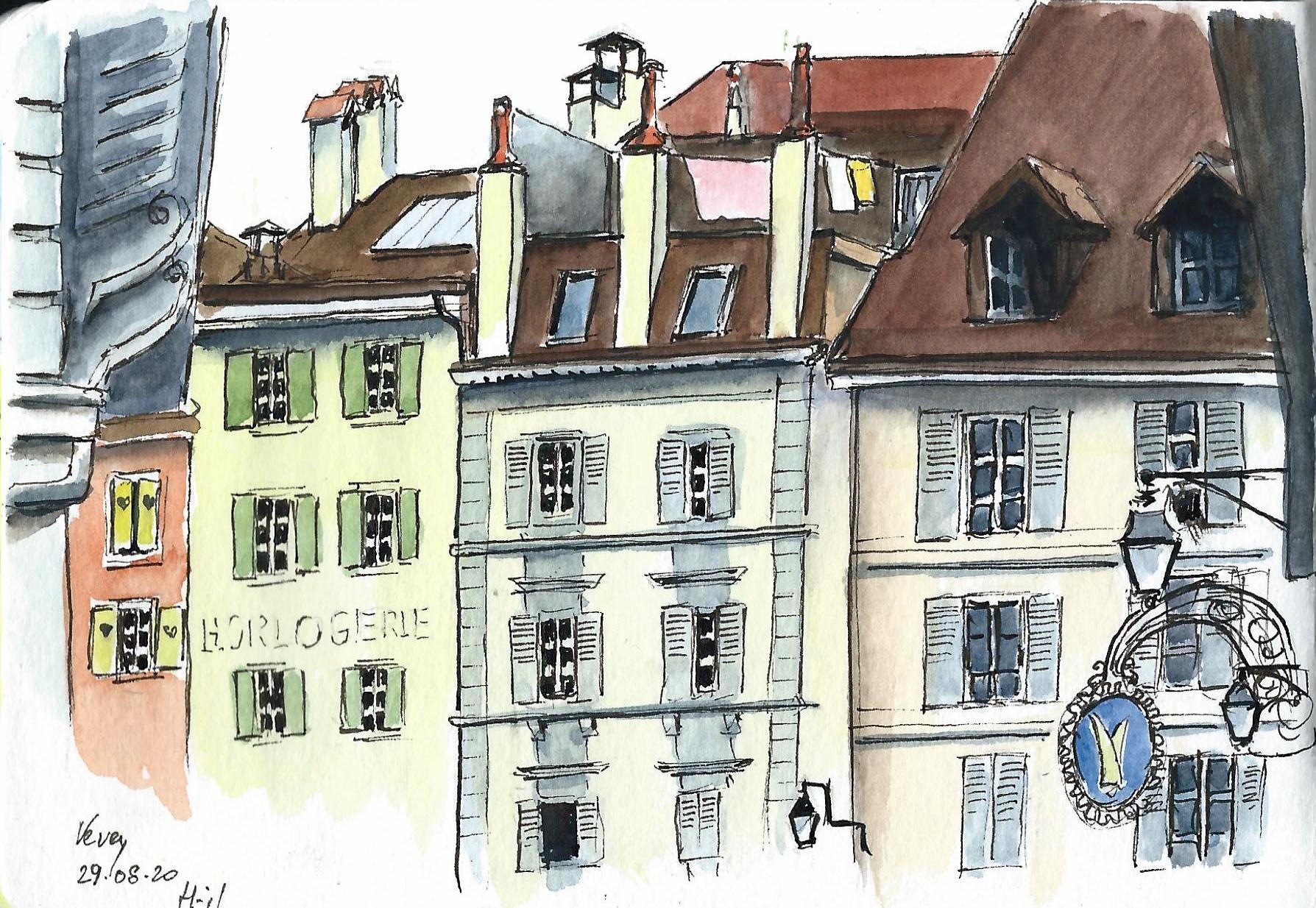 Rue Vevey