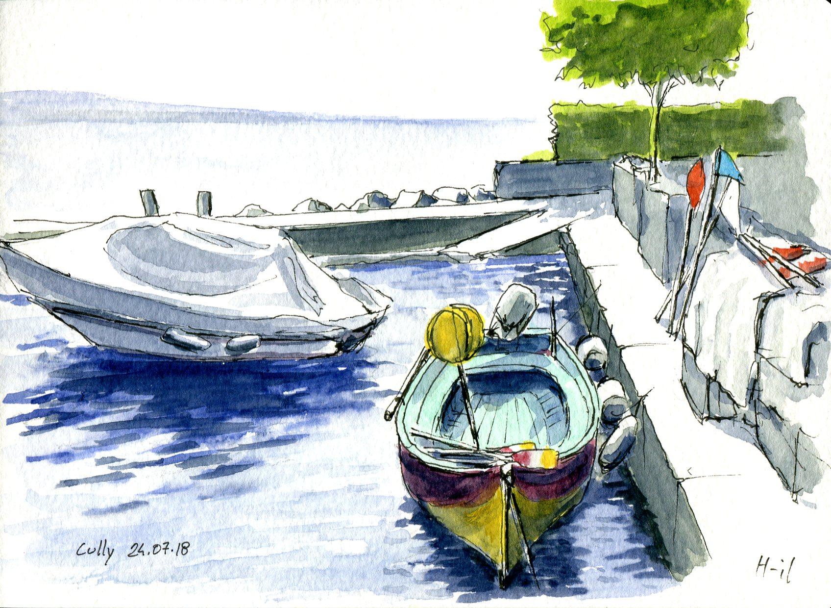 Port Cully
