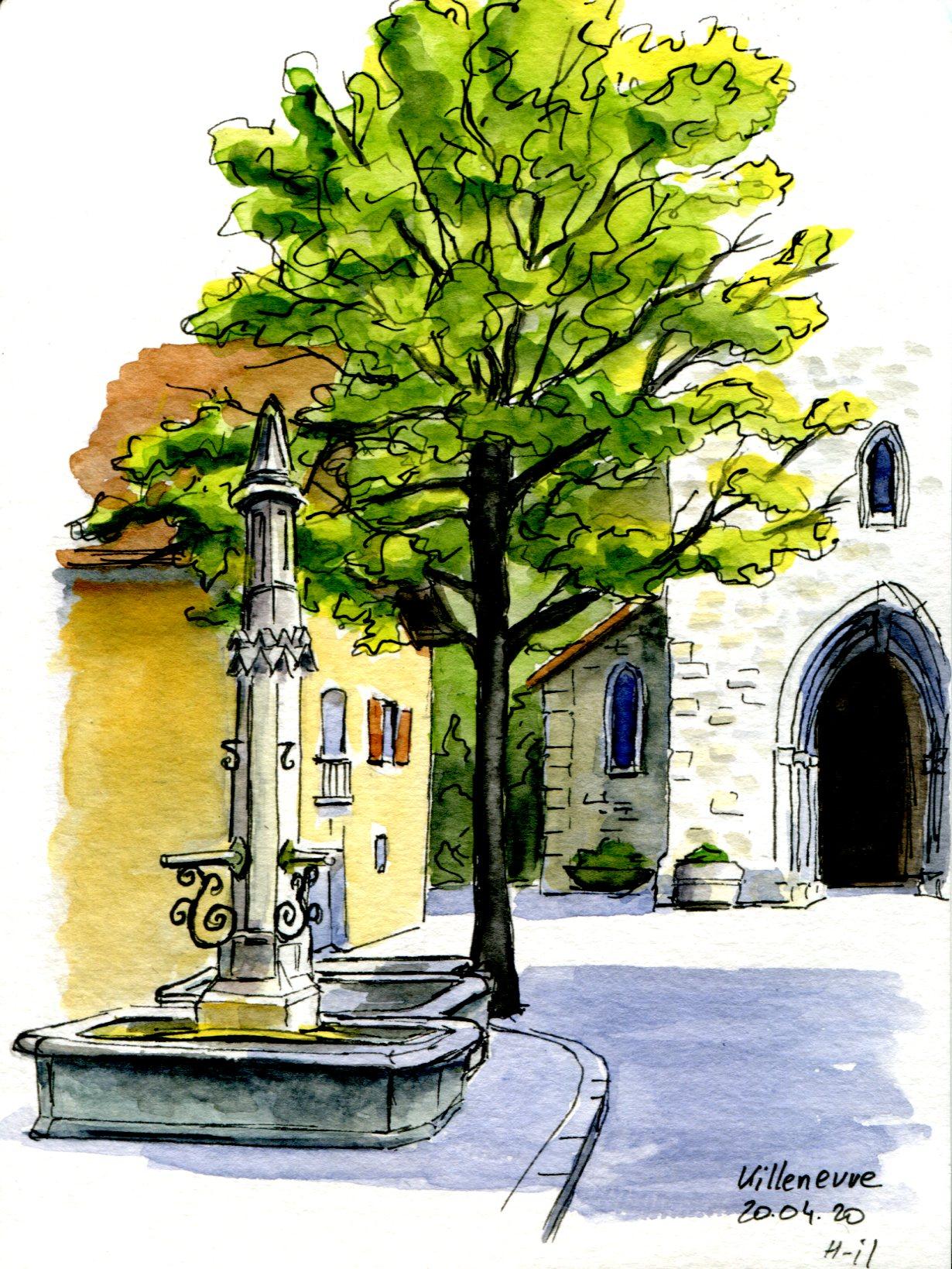 Fontaine Villeneuve031