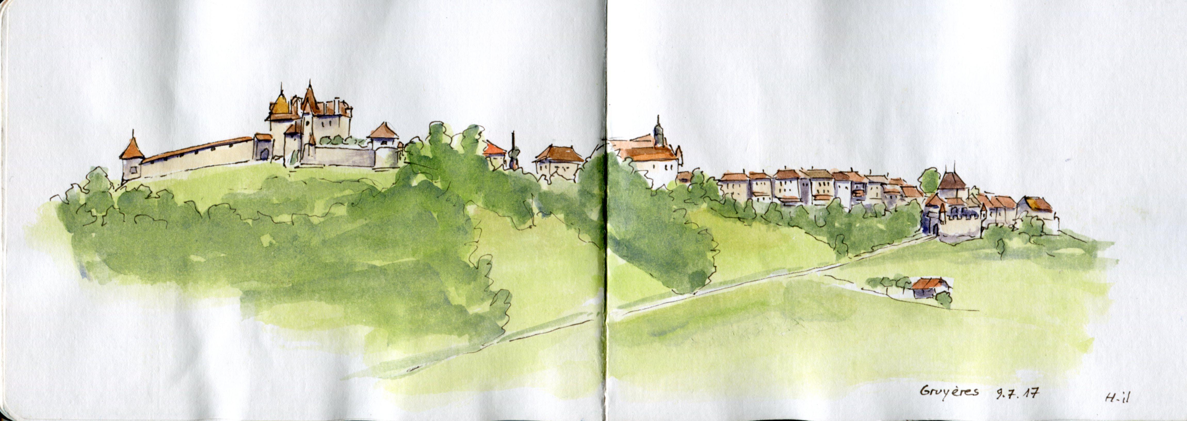 panorama_Gruyères