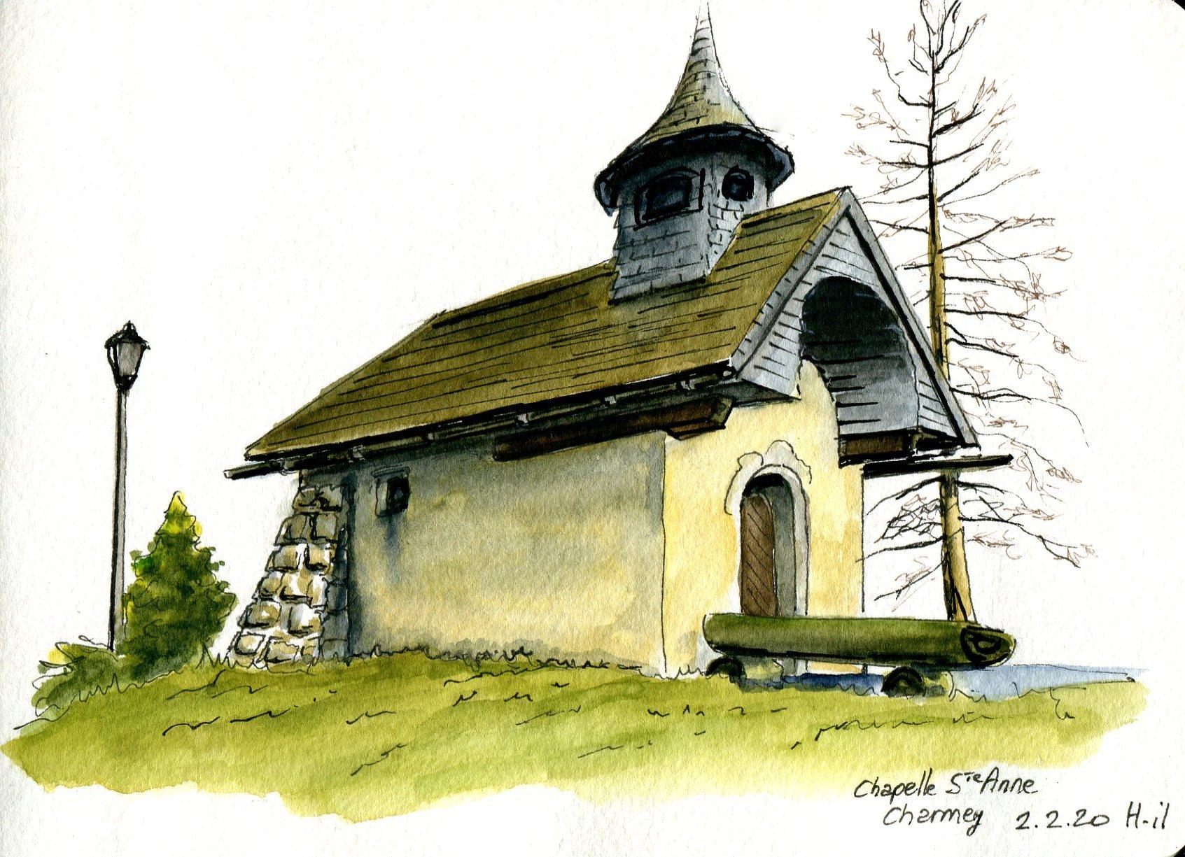 Chapelle Ste Anne Charmey090