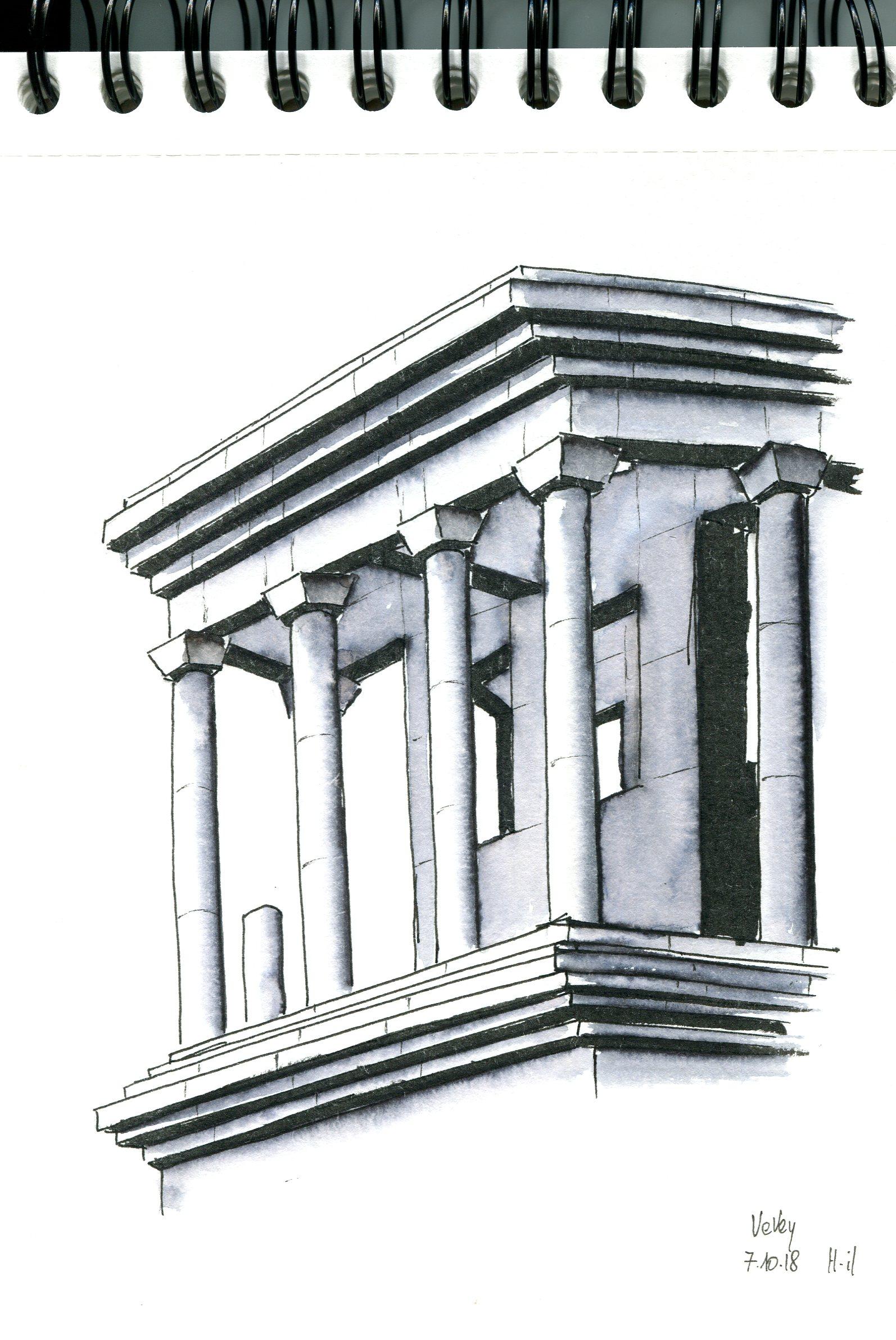 théâtre antique détail080