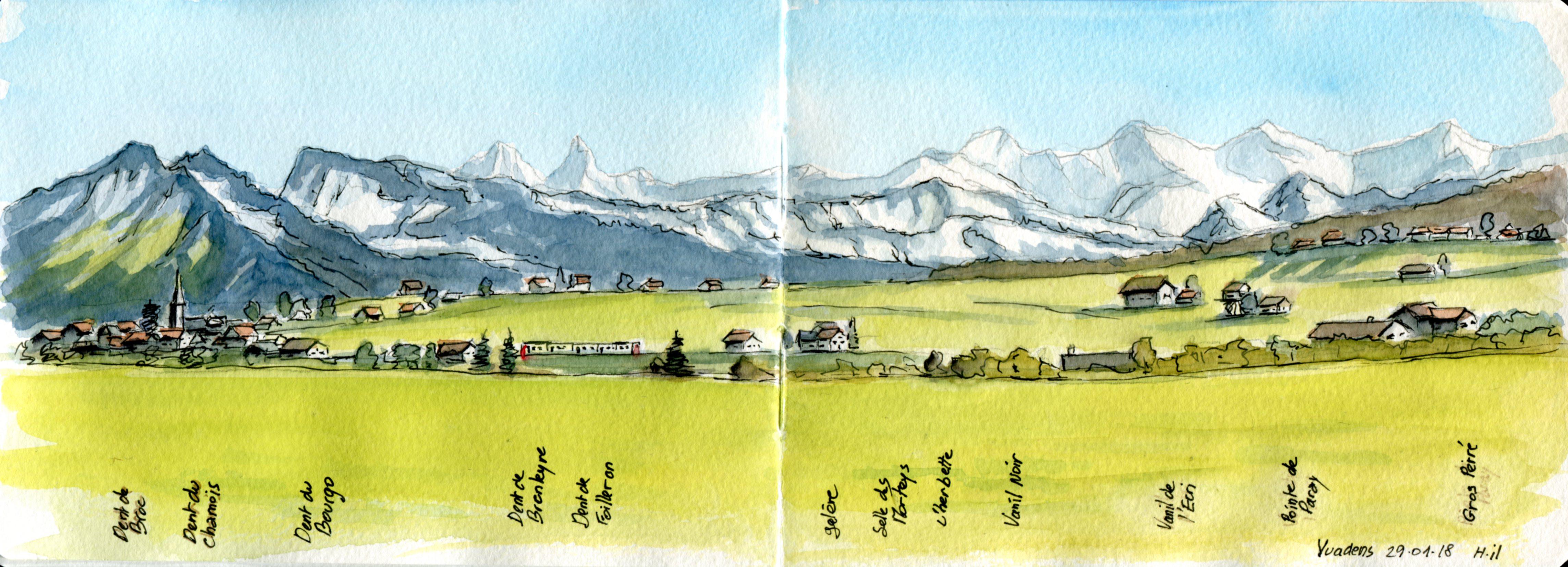 Panorama Vuadens145
