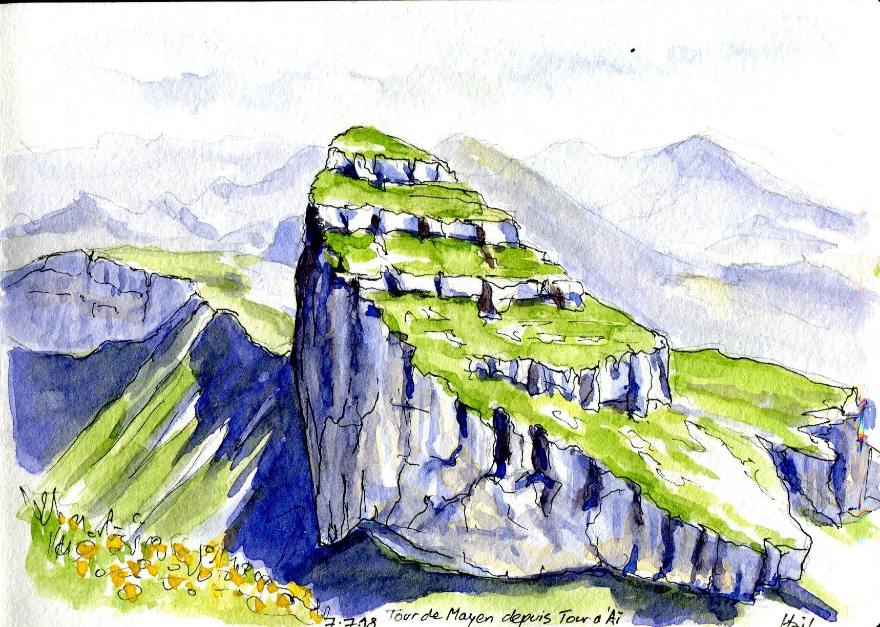 Tour de Mayen
