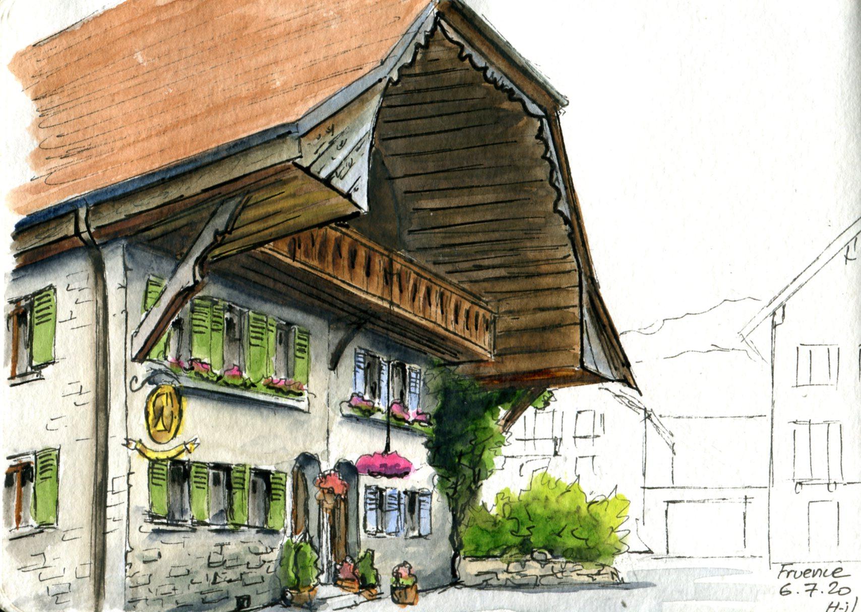 Maison Fruence057