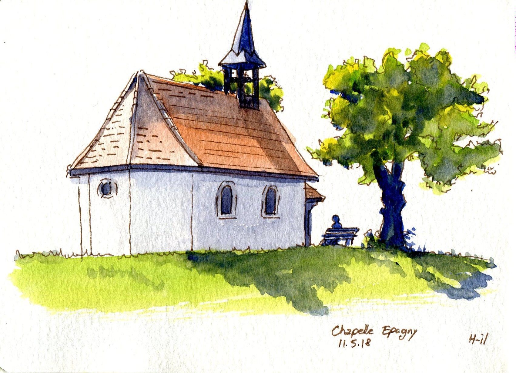 Chapelle Epagny