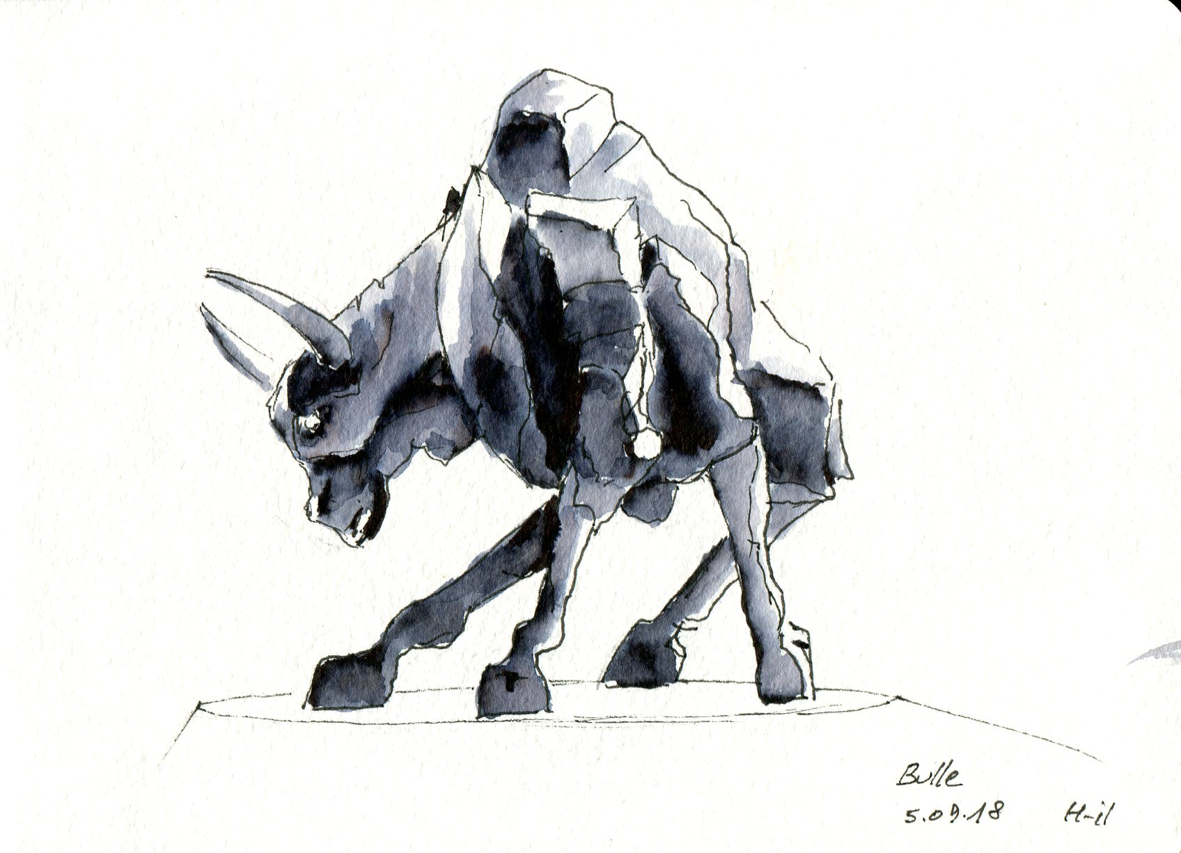 Taureau Bulle