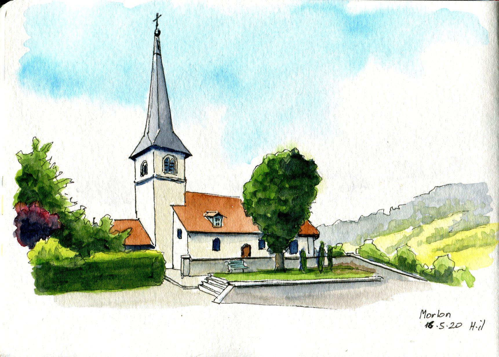 Eglise Morlon072