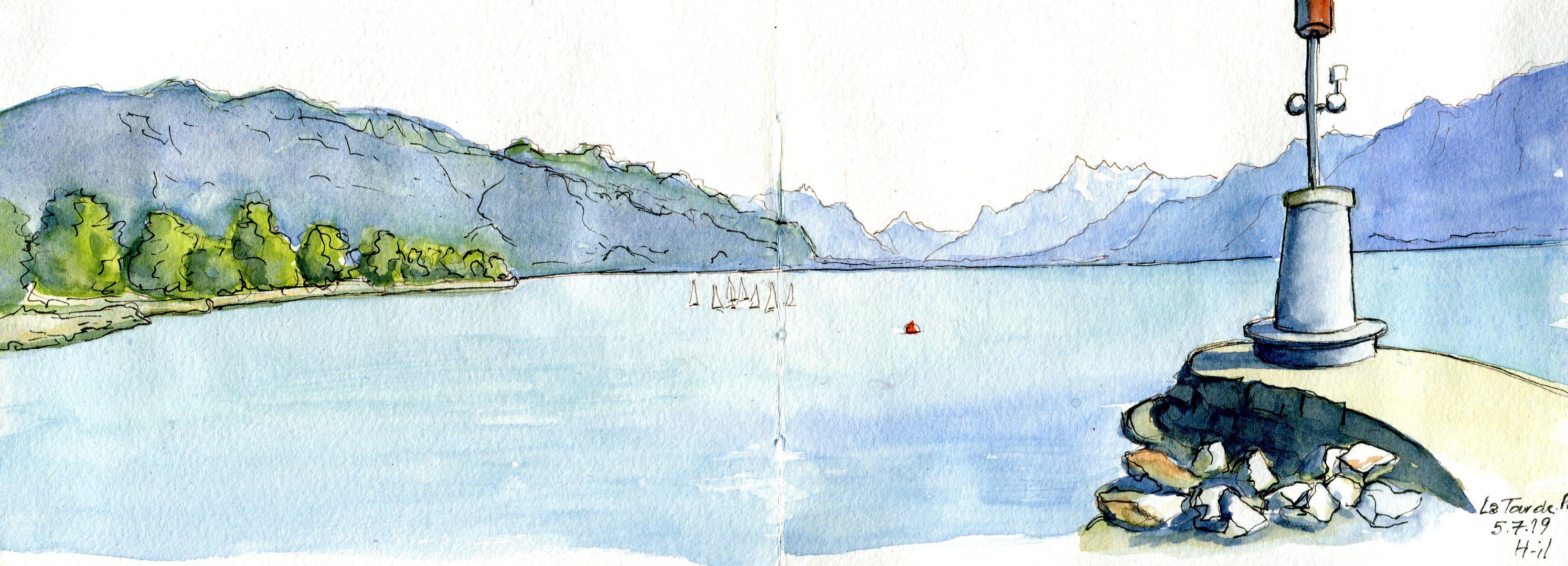 Port de La Tour-de-Peilz