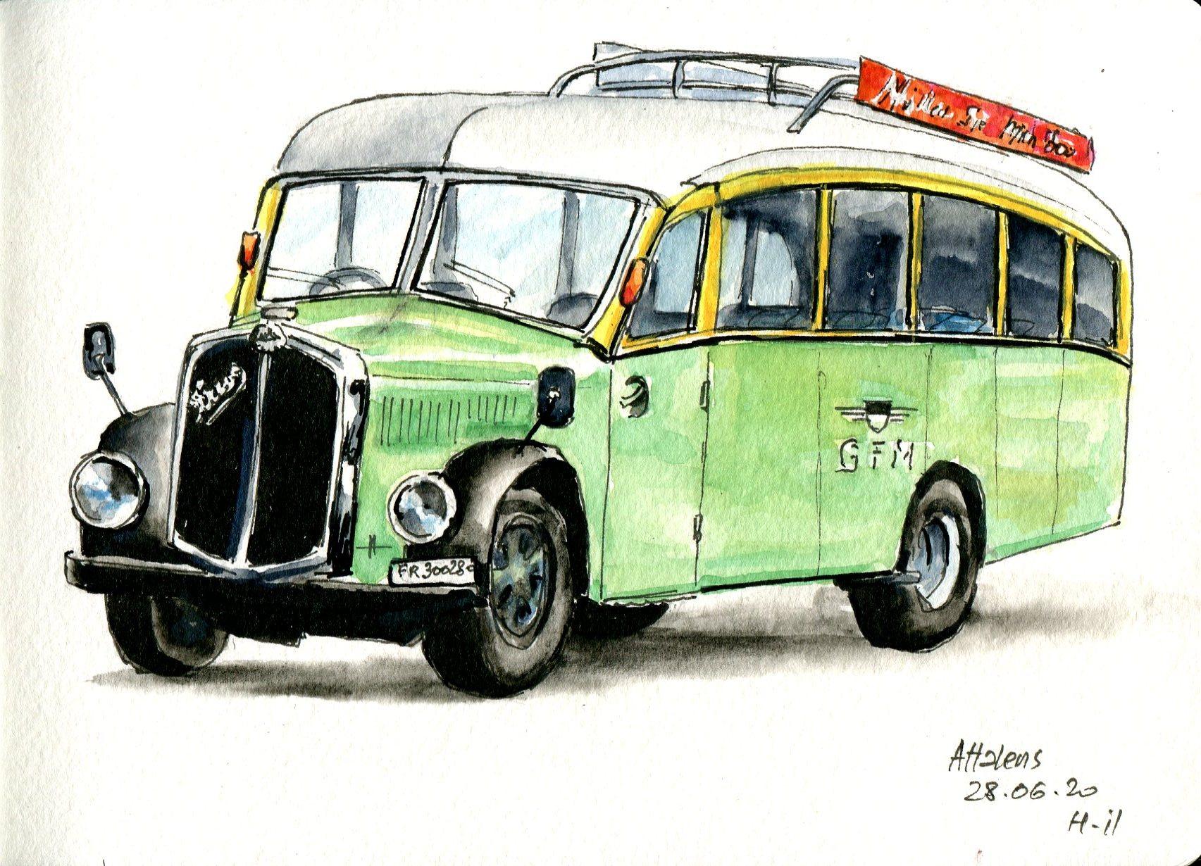 Bus GFM037