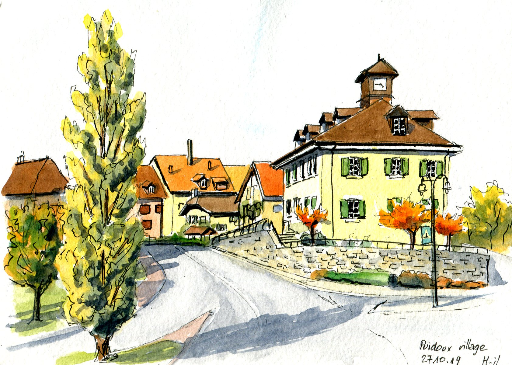 Puidoux village028
