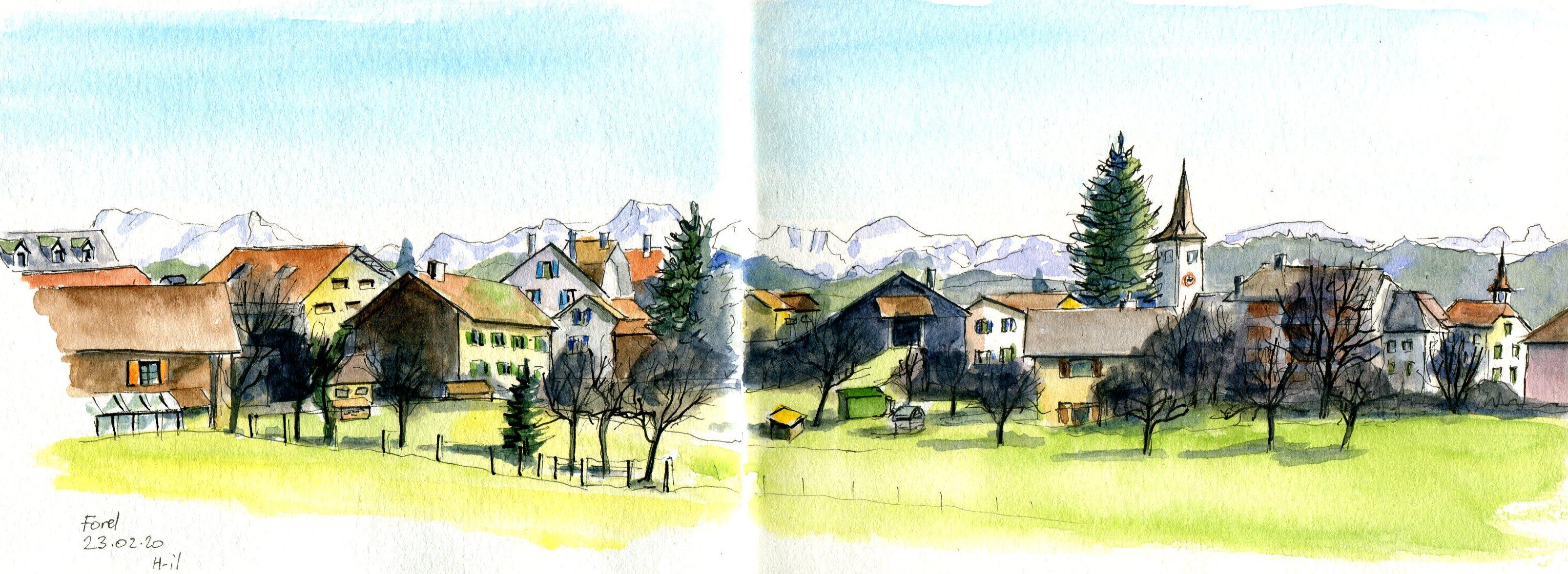 Forel village117