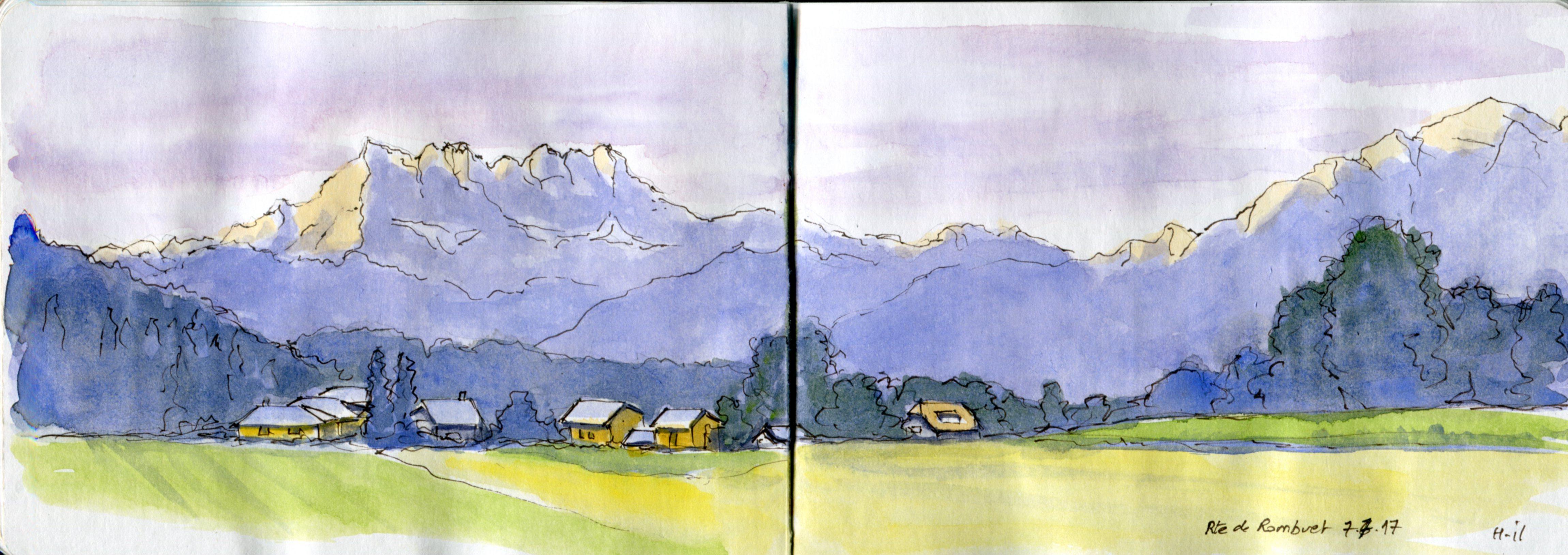 panorama Rombuet