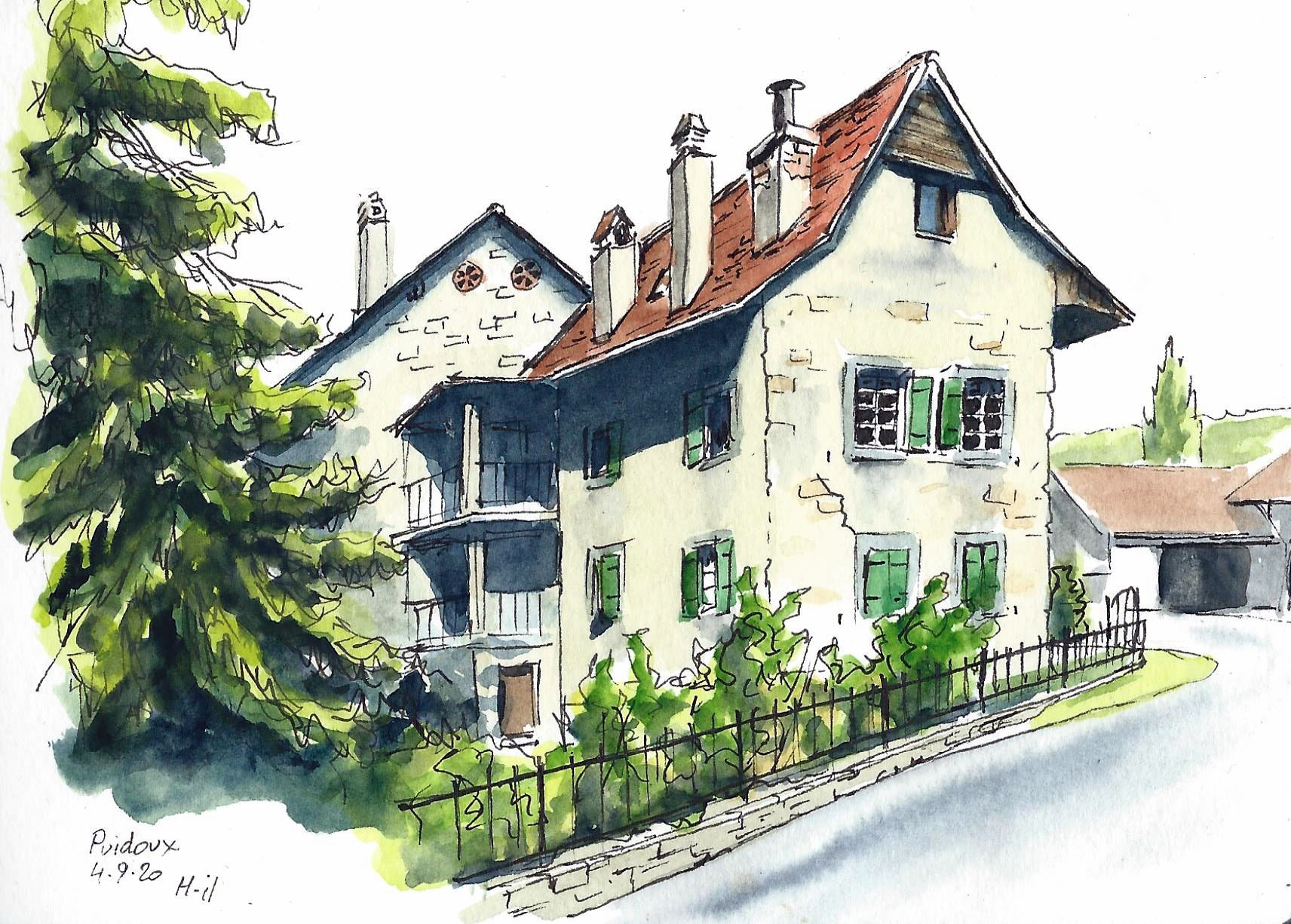 Maison Puidoux