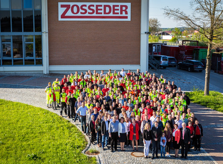 """Firma Zosseder - Die Mitarbeiter von """"Der Oane für Ois"""""""