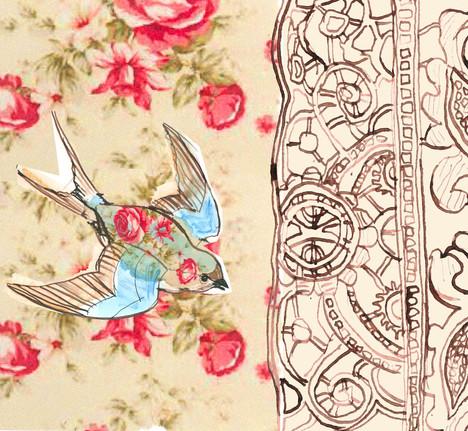 swallow wallpaper