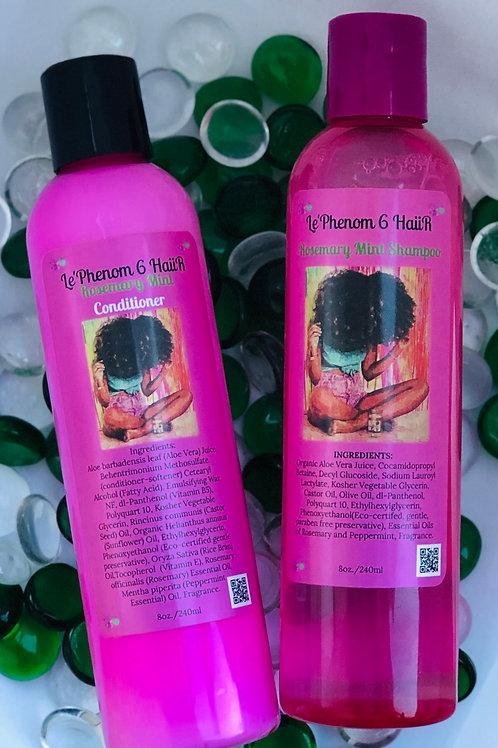 Moisturizing ROSEMARY MINT Shampoo