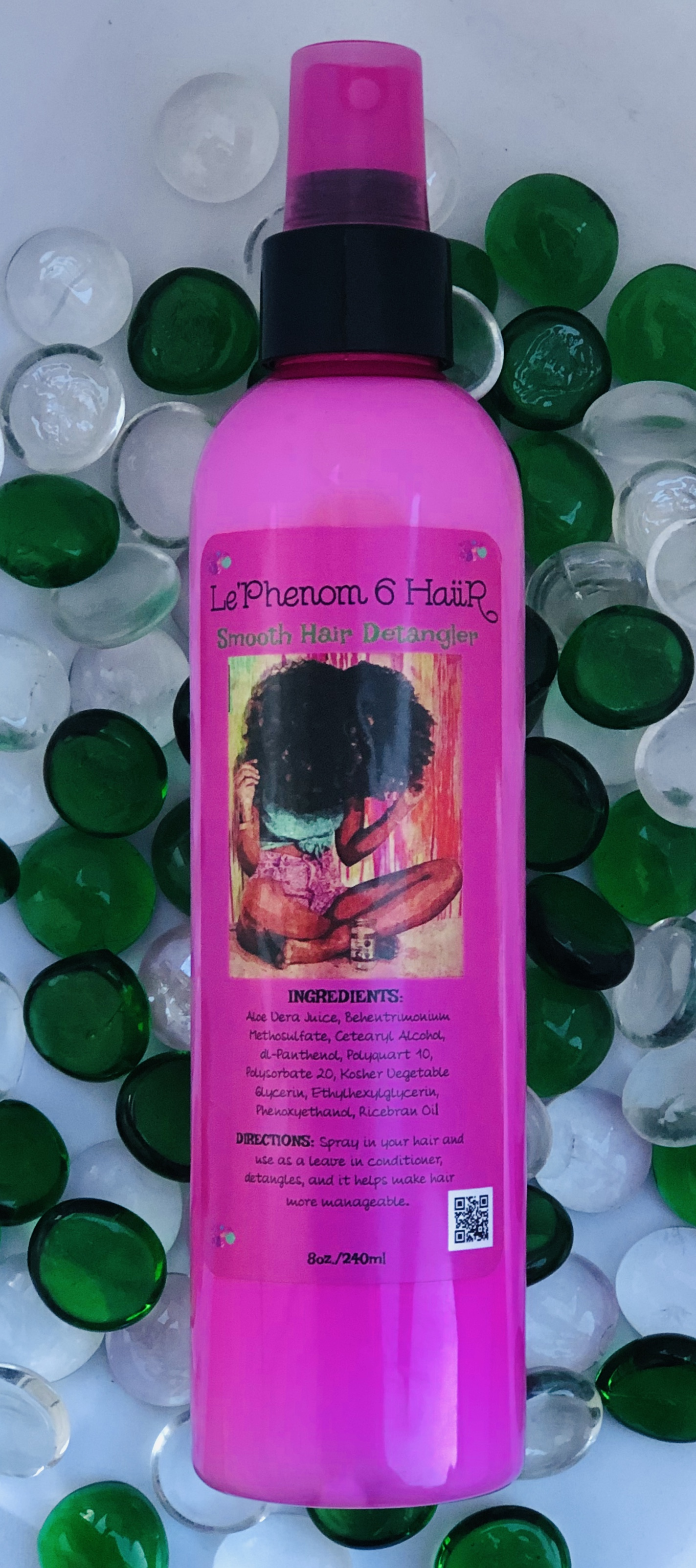 Smooth Hair Detangler