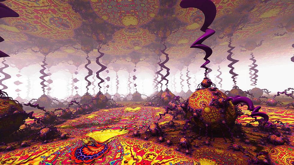 Psychedelic Dreams VJ pack