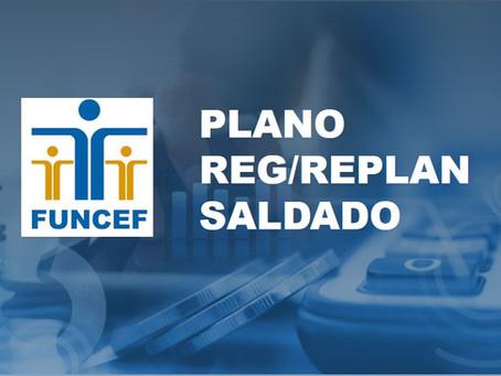 FUNCEF: revisão anual reduz taxas do equacionamento no Plano REG/Replan Saldado
