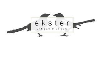 Ekster logo by Pamela Steuart