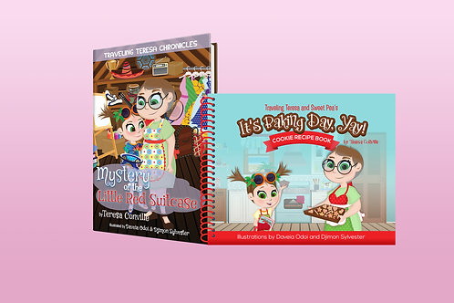 BUY COOKIE RECIPE BOOK, GET SOFTCOVER FREE!