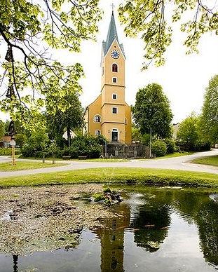 Kirche Griesbach bearbeitet