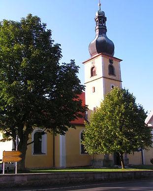 Kirche Mähring