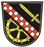 Altes Wappen Markt Mähring