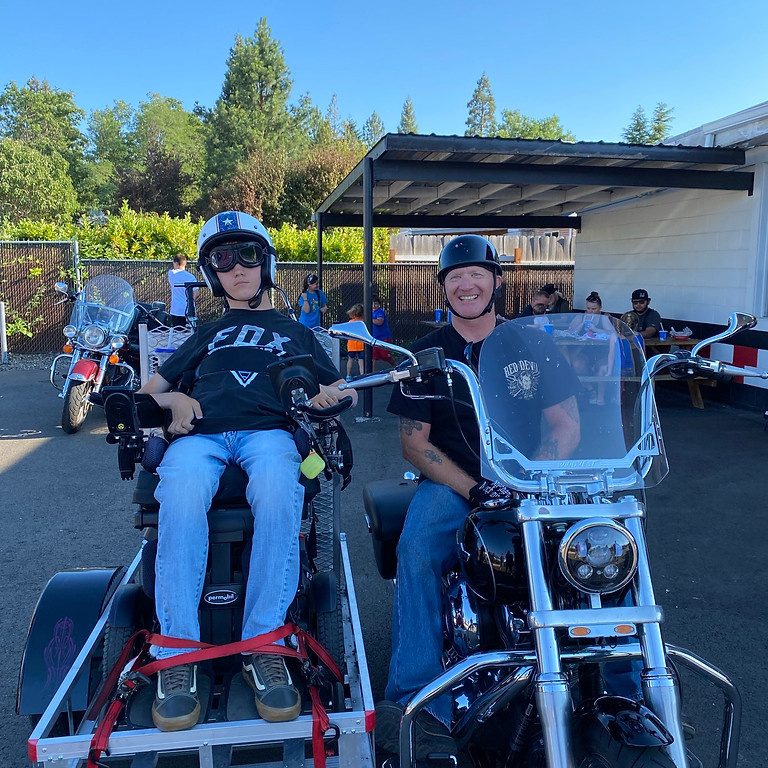 Andy's 1 st Annual Freedom Ride