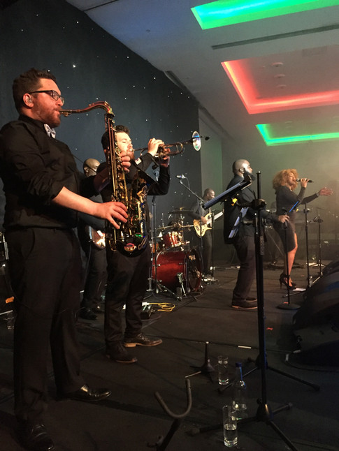 Tru Groove Professional Wedding Band & Party Band